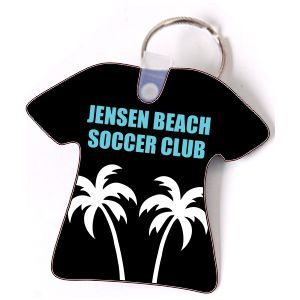 Jensen Beach Key Chain Jen-Key