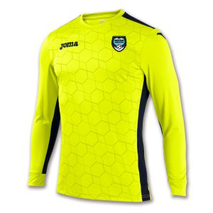 Jensen Beach Joma Derby II Goalkeeping Jersey - Flower Yellow 100522.061