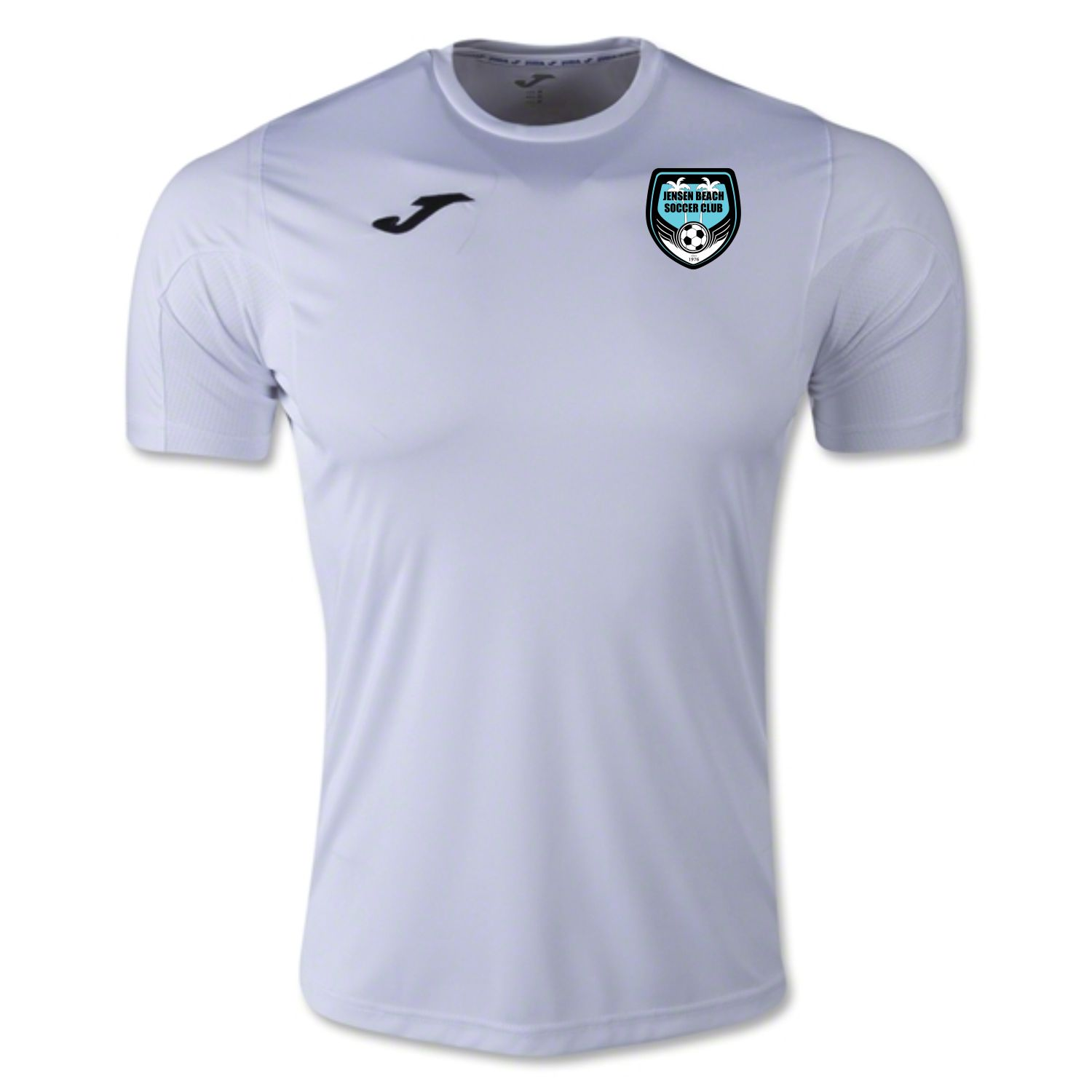 Jensen Beach Joma Estadio Jersey - White 100146.200