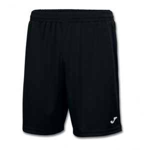 Joma Nobel Shorts - Black  JomaNobBlk