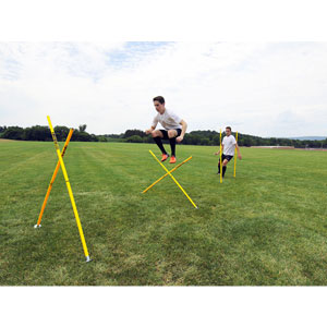 Kwik Goal Coaching Sticks 2 Go 16B33-HVG