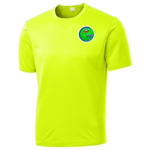 Lake Worth Sharks Training Jersey - Neon Yellow LWS-ST350