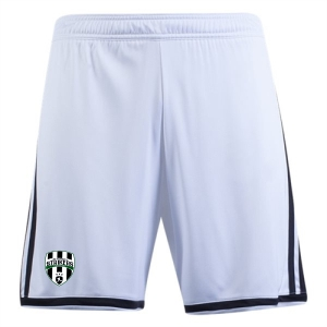 Lee County Strikers adidas Regista 18 Short - White/Black LCS-CF9594