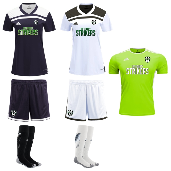 Lee County Strikers - Women's Required Kit 2018 LCS-WMNKIT