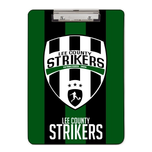 Lee County Strikers Custom Clipboard Clipboard-LCS