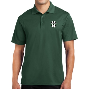 Lee County Strikers Polo Shirt - Forest Green ST650-LCSFG