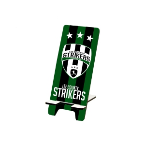 Lee County Strikers Custom Cell Phone Stand Cellstand-LCS
