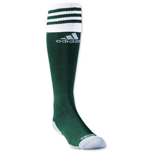 adidas Copa Zone Cushion II Socks - Collegiate Green/White 5130058CZ