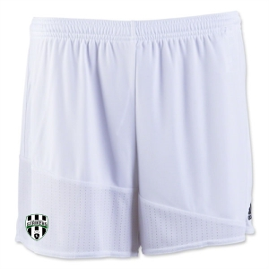Lee County Strikers adidas Women's Regista 16 Short - White/White LCS-AO1612