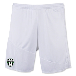 Lee County Strikers adidas Youth Regista 16 Short - White/White LCS-AJ5879