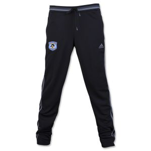 Martin United Predators adidas Women's Condivo 16 Training Pants - Black/Grey MUSC-AN9854