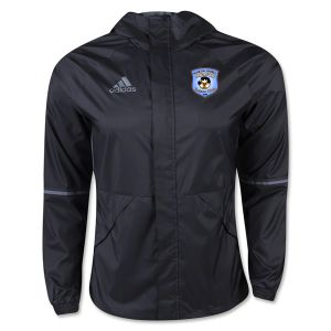 Martin United Predators adidas Condivo 16 Rain Jacket - Black MUSC-AN9862