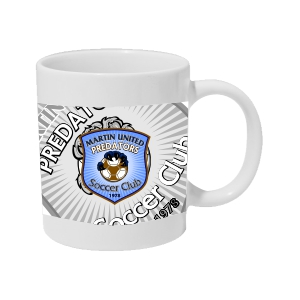 Martin United Custom Coffee Mug CFMG-MU