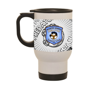 Martin United Custom Latte Mug LTMG-MU