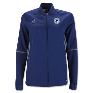 Martin United Predators adidas Women's Condivo 16 Training Jacket - Navy MUSC-AP5208