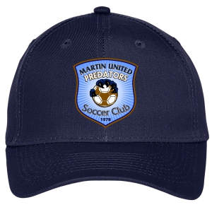 Martin United Custom Hat - Navy C913-MU
