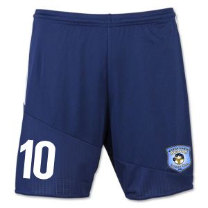 Martin United Soccer Club adidas Regista 16 Short - Dark Blue/White AP0552MUN