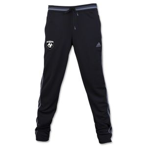 Massive adidas Women's Condivo 16 Training Pants - Black/Grey MSA-AN9854