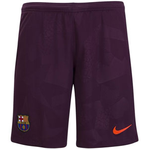 Nike Barcelona Third Short 2017-2018 847256-681