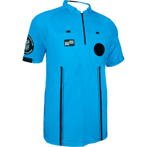 Official Sports USSF Pro Referee Jersey - Blue 9076