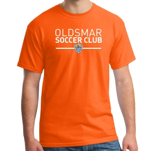 Oldsmar Soccer Club T-Shirt - Orange G5000-OSCO