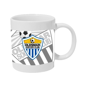 Oldsmar Soccer Club Custom Coffee Mug COFFEEMUG-OSC