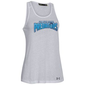 UnderArmour Women's Stadium Tank - Silver Heather PBG 1260298-175
