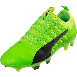 Puma EvoPower Vigor 1 FG - Green/Black 103824-01