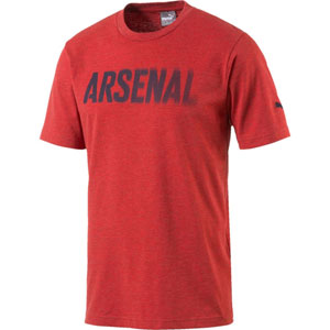 Puma Arsenal Fan Tee - Red 750742-01
