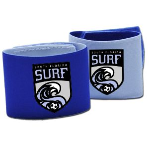 South Florida Surf Guard Stay (Reversible) - Blue/White SFSGuard