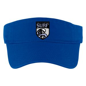 South Florida Surf Visor - Blue SFSVisor