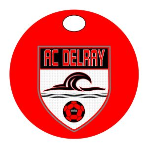 AC Delray Custom Bag Tag AC-BGTG