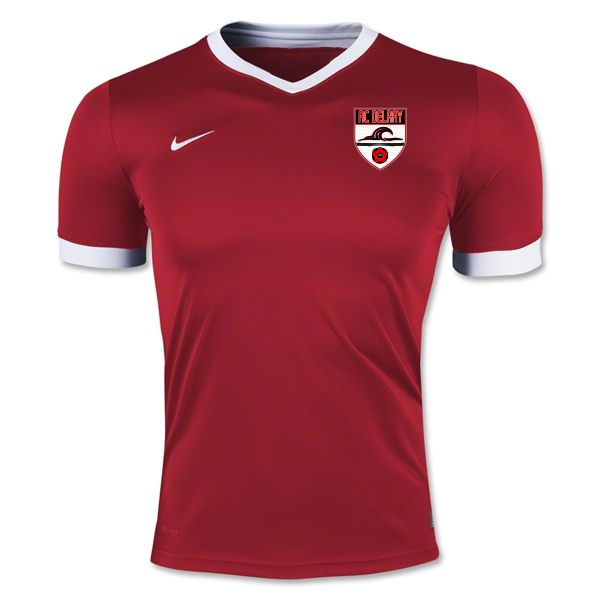 AC Delray Nike Striker IV Jersey - Red/White ACD-725898-657