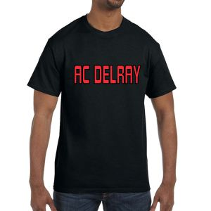 AC Delray Youth T-Shirt - Black