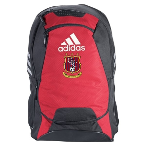 Clermont FC adidas Stadium II Team Backpack - Red CFC-5144035