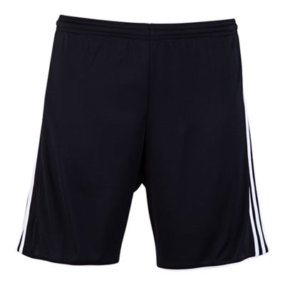 Boynton Knights FC adidas Youth Tastigo 17 Shorts - Black/White BKN-BJ9145