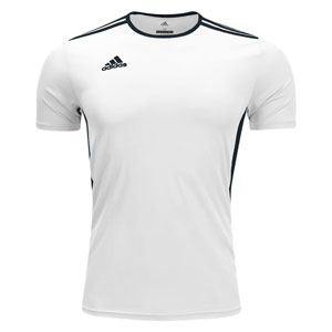 adidas Entrada 18 Jersey - White/Black CD8438
