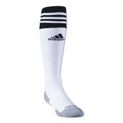 adidas Copa Zone II Cushion Sock - White/Black Adi-CopaZone-Wh/Bk