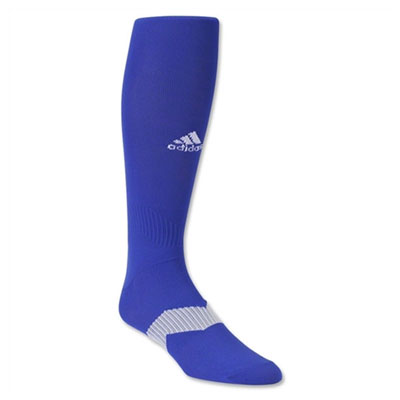 Adidas Metro IV Sock - Bold Blue/White/Clear Grey  5137781