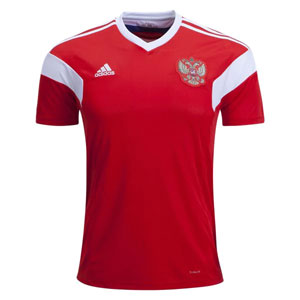adidas Russia Home Jersey 2018 BR9055
