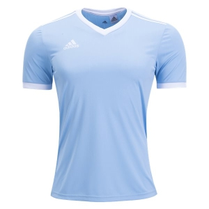 adidas Youth Tabela 18 Jersey - Clear Blue/White CE8924