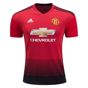 adidas Manchester United Home Jersey 2018-2019 CG0040