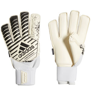 adidas Classic Fingersave Gloves - White/Black CW5614