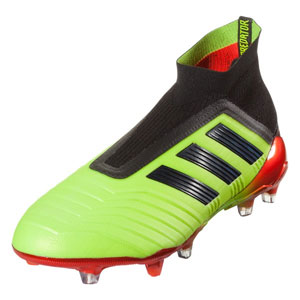 adidas Predator 18+ FG - Solar Yellow/Core Black/Solar Red DB2010