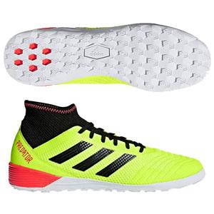 adidas Predator Tango 18.3 IN - Solar Yellow/Core Black Indoor DB2126