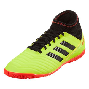 adidas Junior Predator Tango 18.3 IN - Solar Yellow/Core Black/Solar Red Indoor DB2327