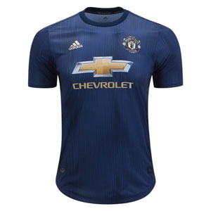 adidas Manchester United Authentic Third Jersey 2018-2019 DP6021