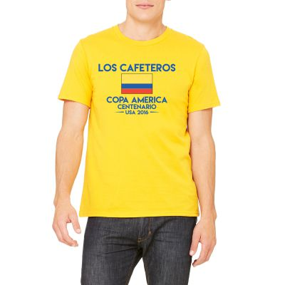 Copa America 2016 Colombia T-Shirt COPA2016TCL