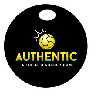 Authentic Soccer Bag Tag AU-Bagtag