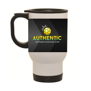 Authentic Soccer Latte Mug AU-Lattemug
